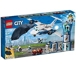 LEGO® City - La base aérienne de la police - 60210 - 60210