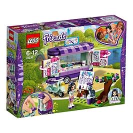 LEGO - LEGO® Friends - Le stand d'art d'Emma - 41332 - 41332