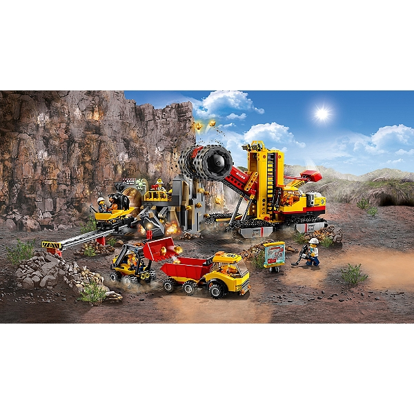 Minier 60188 Site Lego® City Le D'exploration MSzjVpGLqU