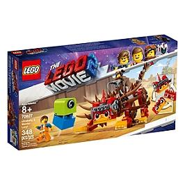LEGO® Movie - Ultrakatty et la guerrière Lucy ! - 70827 - 70827