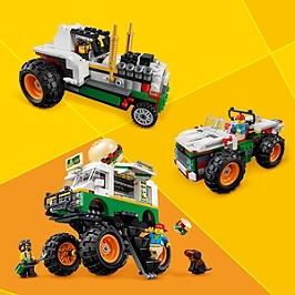 Lego® Creator - Le Monster Truck À Hamburgers - 31104 - 31104