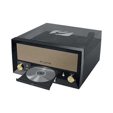 tourne disques muse mt 110 br e leclerc high tech. Black Bedroom Furniture Sets. Home Design Ideas
