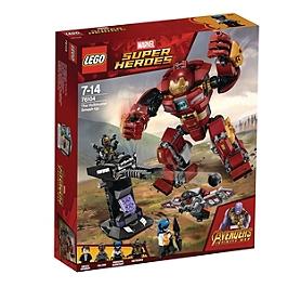 LEGO® Marvel Super HeroesTM - Le combat de Hulkbuster - 76104 - 76104