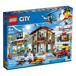 Lego® City - La Station De Ski - 60203 - 60203