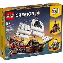 Lego® Creator - Le Bateau Pirate - 31109 - 31109
