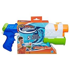 Nerf - Pistolet A Eau Super Soaker Scatter Blast - Hasbro - A5832EU40