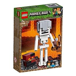 LEGO® MinecraftTM - Bigfigurine Squelette avec un cube de magma - 21150 - 21150