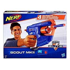 Nerf Elite Scout Mkii Et Flechettes Nerf Elite Officielles - Nref - E0824EU40