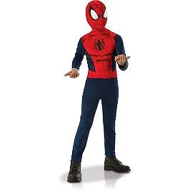Panoplie Spiderman + Masque - Taille M - Spiderman - 156411M