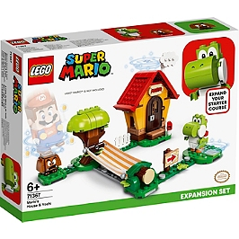 Lego® Super Mario - Ensemble D'extension La Maison De Mario Et Yoshi - 71367 - 71367