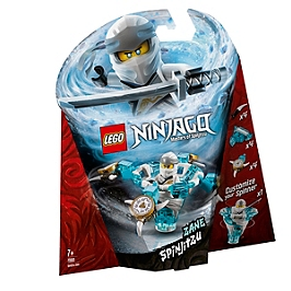 LEGO® NINJAGO® - Toupie Spinjitzu Zane - 70661 - 70661