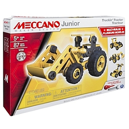 Tracteur Meccano Junior - 6027019