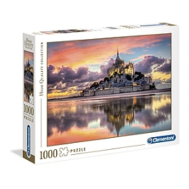 High Quality 1000 pièces - Le magnifique Mont Saint-Michel - 39367.1