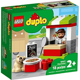 Lego® Duplo® Ma Ville - Le Stand À Pizza - 10927 - 10927