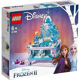 Lego® Disney Princess - La Boîte À Bijoux D'elsa - 41168 - 41168