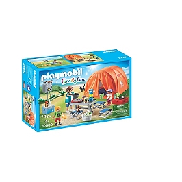 Tente Et Campeurs - N/A - 70089