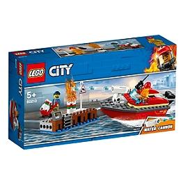 Lego® City - L'incendie Sur Le Quai - 60213 - 60213