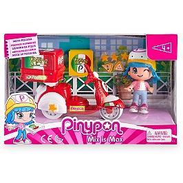Pinypon Livreur De Pizza - Na - 32023