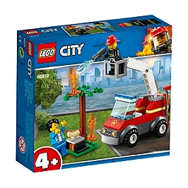Lego® City - L'extinction Du Barbecue - 60212 - 60212