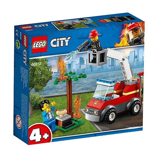 Barbecue Espace 60212 Du City L'extinction Lego® Jouets 0P8wnkOX