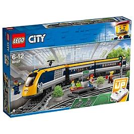 Lego® City - Le Train De Passagers Télécommandé - 60197 - 60197