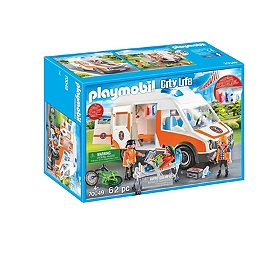 Ambulance Et Secouristes - N/A - 70049