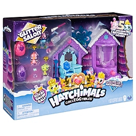 Playset Spa Etincelant S6 Hatchimals - Hatchimals - 6054900