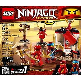 LEGO® NINJAGO® - L'entraînement au monastère - 70680 - 70680