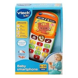 Baby Smartphone Bilingue - Na - 80-138145