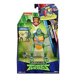 Rotmnt - Figurine Deluxe Electronique - Leo - Nickelodeon - TUAB21