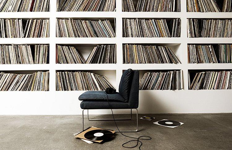 La vinyl-thèque Idéale : albums mytiques, groupes cultes, artistes iconiques