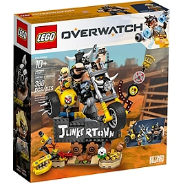 Lego® Overwatch - Chacal Et Chopper - 75977 - 75977