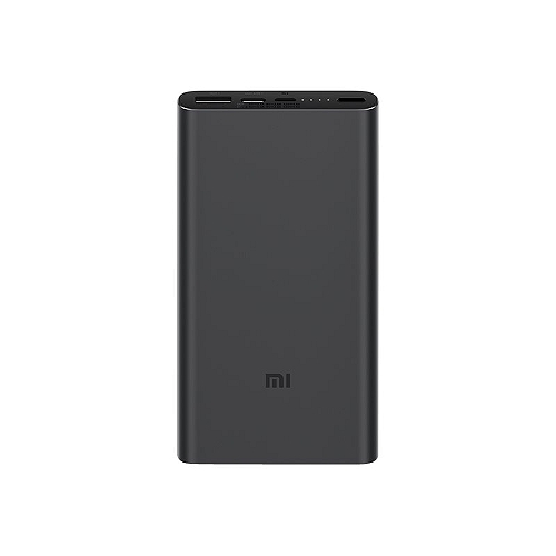 Batterie Externe Xiaomi Mi Power Bank 3 10 000mah Noir E Leclerc High Tech