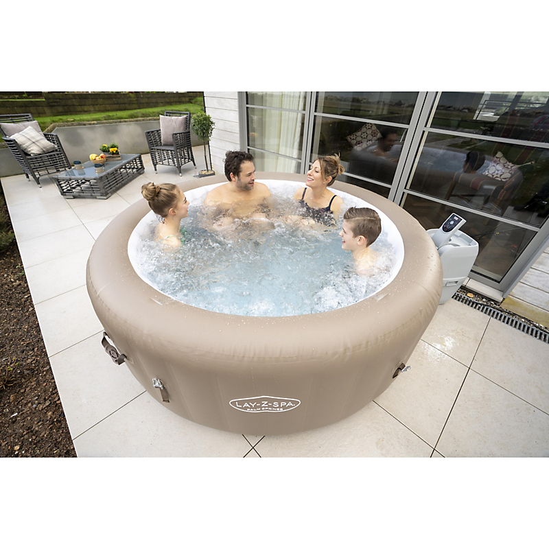 Spa gonflable rond Lay-Z-Spa® Palm Springs Airjet™ Ø196 x 71 cm