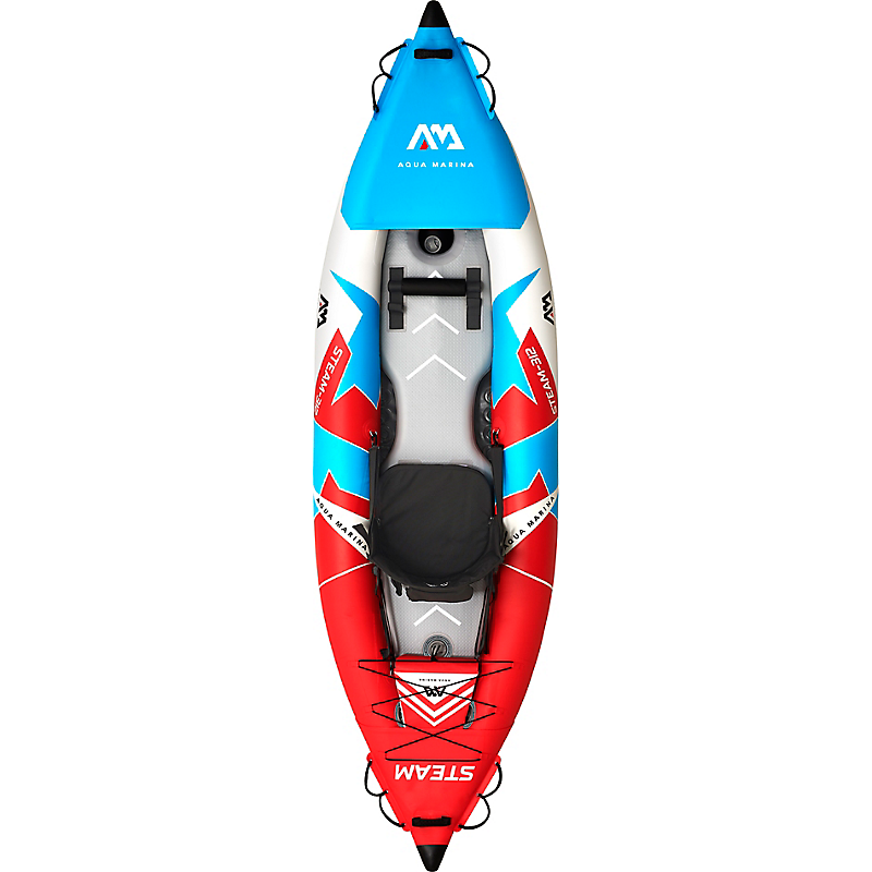 Kayak gonflable Steam 1 personne - AQUA MARINA
