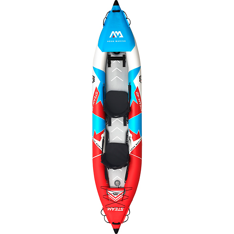 Kayak gonflable Steam 2 personnes - AQUA MARINA