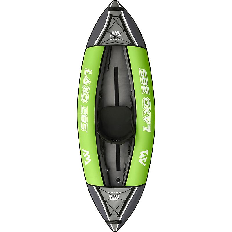 Kayak gonflable Laxo 1 personne - AQUA MARINA