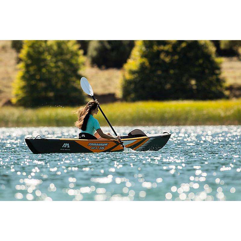 Kayak Tomahawk Air-K 1 personne - AQUA MARINA