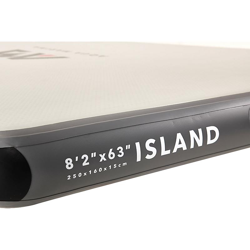 Plateforme gonflable ISLAND - AQUA MARINA