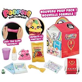 Poopsie - Poop Pack - Modèle Aléatoire. 3 En Présentoir 16Pcs - Aucune - PPE23