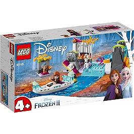 Lego® Disney Princess - L'expédition En Canoë D'anna - 41165 - 41165