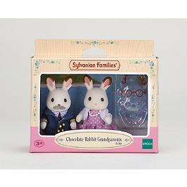 Les Grands-Parents Lapin Chocolat  - Sylvanian Families - 5190