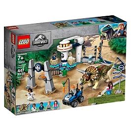 Lego® Jurassic World - La Fureur Du Tricératops - 75937 - 75937