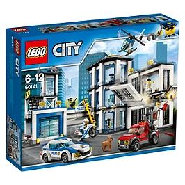 LEGO - Lego® City - Le Commissariat De Police - 60141 - 60141