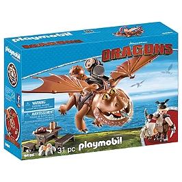 Varek Et Bouledogre - Dragons - 9460