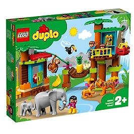 Lego® Duplo® Wild Animals - L'île Tropicale - 10906 - 10906