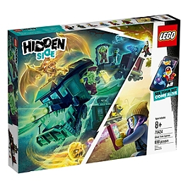 Lego® Hidden Side - Le Train-Fantôme - 70424 - 70424