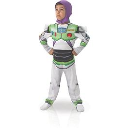 Toy Story - Déguisement Classique Buzz L'éclair Avec Capuche - Taille S - Toy Story - I-610386S