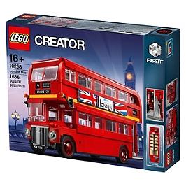 LEGO - Lego® Creator Expert - Le Bus Londonien - 10258 - 10258