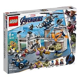 Lego® Marvel Super Heroes - L'attaque Du Qg Des Avengers - 76131 - 76131